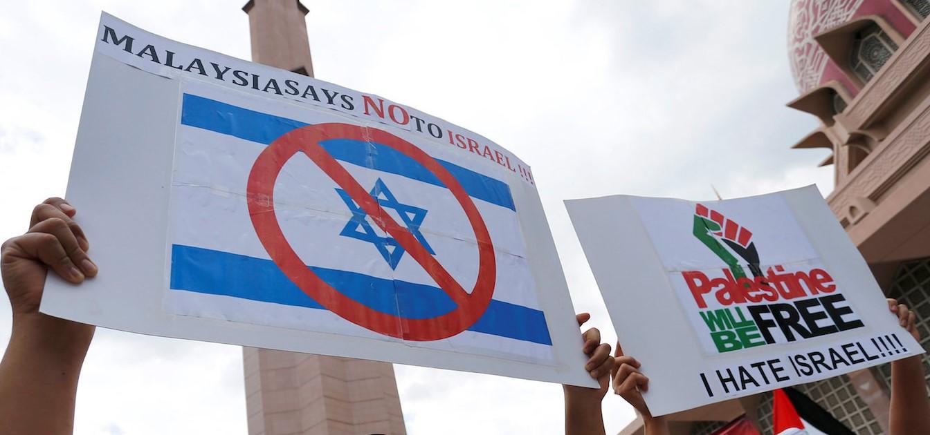 اسرائیلی کھلاڑیوں کے داخلے پر پابندی کے فیصلے پر قائم ہیں: ملائیشیا