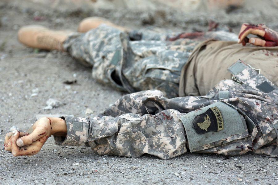 ہرات:سات امریکیوں سمیت 8 کمانڈوز ہلاک وزخمی