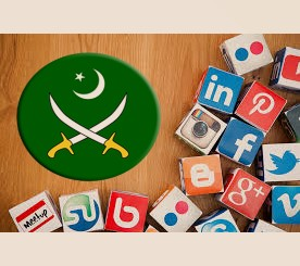 پاک فوج کی جانب سے تمام فوجی افسران اور اہلکاروں پر سوشل میڈیا کے استعمال پر پابندی عائد کردی گئی