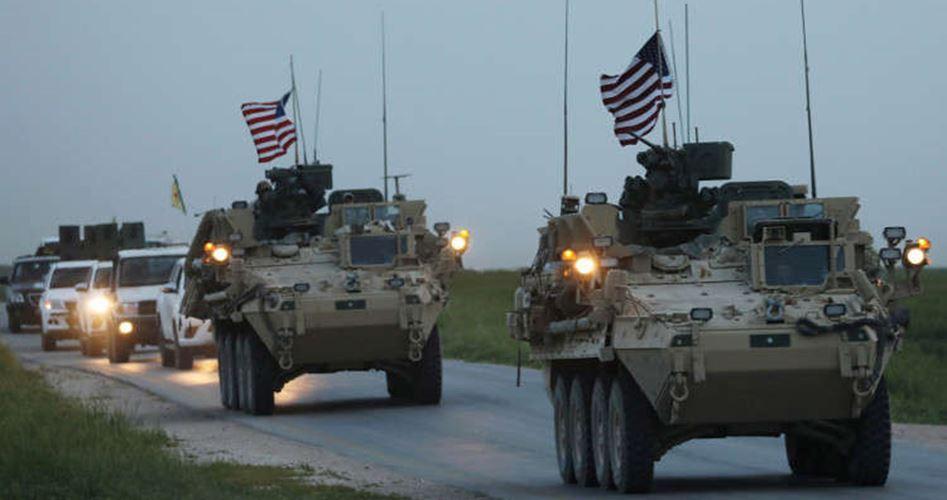 شام سے بین الاقوامی اتحادی فوج کا انخلا شروع ہوگیا