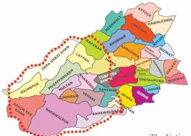 پاکستان مسلم لیگ (ن) نے قومی اسمبلی میں بہاولپور اور جنوبی پنجاب صوبہ بنانے کے لئے آئینی ترمیمی بل جمع کرا دیا۔