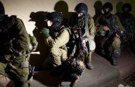 غرب اردن میں اسرائیلی فوج کا کریک ڈائون،20 فلسطینی گرفتار