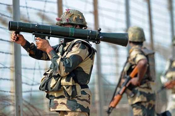 بھارتی فوج کی باغسر سیکٹر میں آبادی پر فائرنگ سے  دو شہری زخمی