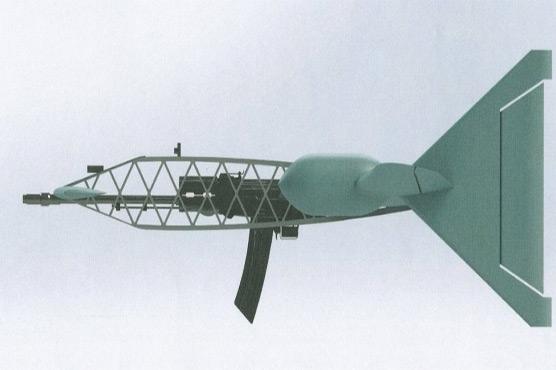 روس کی اسلحہ ساز کمپنی نے کلاشنکوف چلانے والا ڈرون بنا لیا