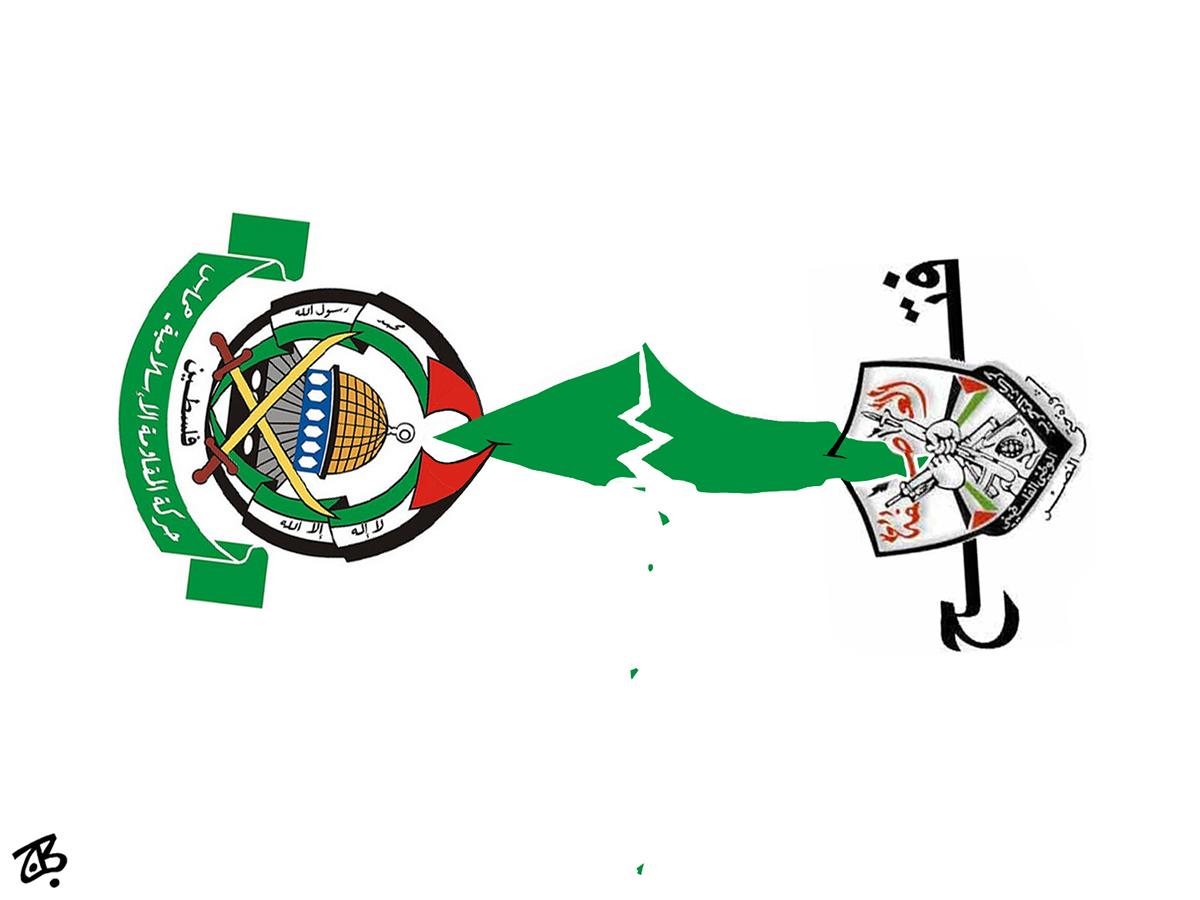 حماس نے صدر عباس کی طرف سے نئی حکومت کی تشکیل مسترد کر دی