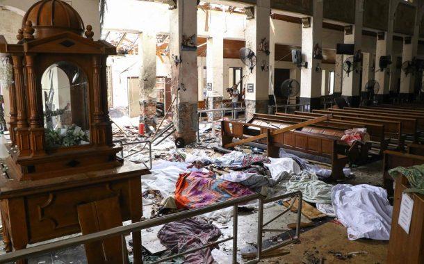 سری لنکا میں ساتویں دھماکے کی اطلاع، 190 افراد ہلاک، 300 زخمی