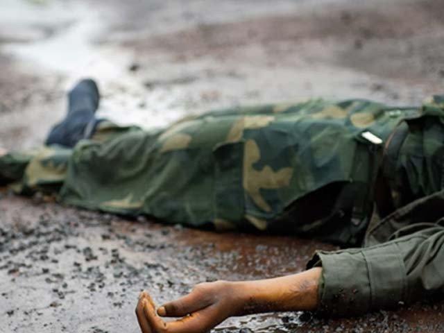 مقبوضہ کشمیر: بھارتی پیرا ملٹری اہلکار نے خود کشی کر لی