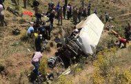 ترکی میں تارکین وطن کی بس اُلٹ سے پاکستانیوں سمیت 15 ہلاک