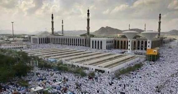 خطبہ حج :اسلام کی حقیقی تصویر اعلیٰ اخلاق ہے