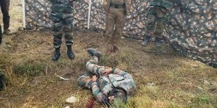 مقبوضہ کشمیر۔ مقبوضہ کشمیر۔ دو مختلف واقعات میں 11 بھارتی فوجی جہنم واصل