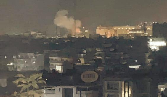 کابل امریکی سفارت خانے کے قریب دھماکہ