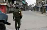 سرینگر میں بھارتی فوج کے بلٹ پروف بنکرز قائم