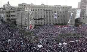 قاہرہ: مصر میں عوام نے صدر السیسی کی برطرفی کے لیے احتجاج شروع کردیا۔
