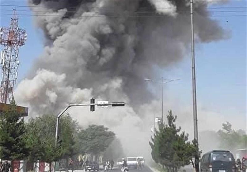 صدر اشرف غنی کی انتخابی ریلی بم دھماکوں کی زد میں آنے سے 24 افراد ہلاک اور 30 زخمی