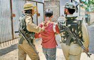 مقبوضہ کشمیر: بھارتی پولیس نے چار حریت کارکنوں کو گرفتار کرلیا