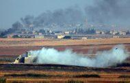 شام  ایس ڈی ایف اور ترکی کی فوج کے درمیان گھمسان کی لڑائی