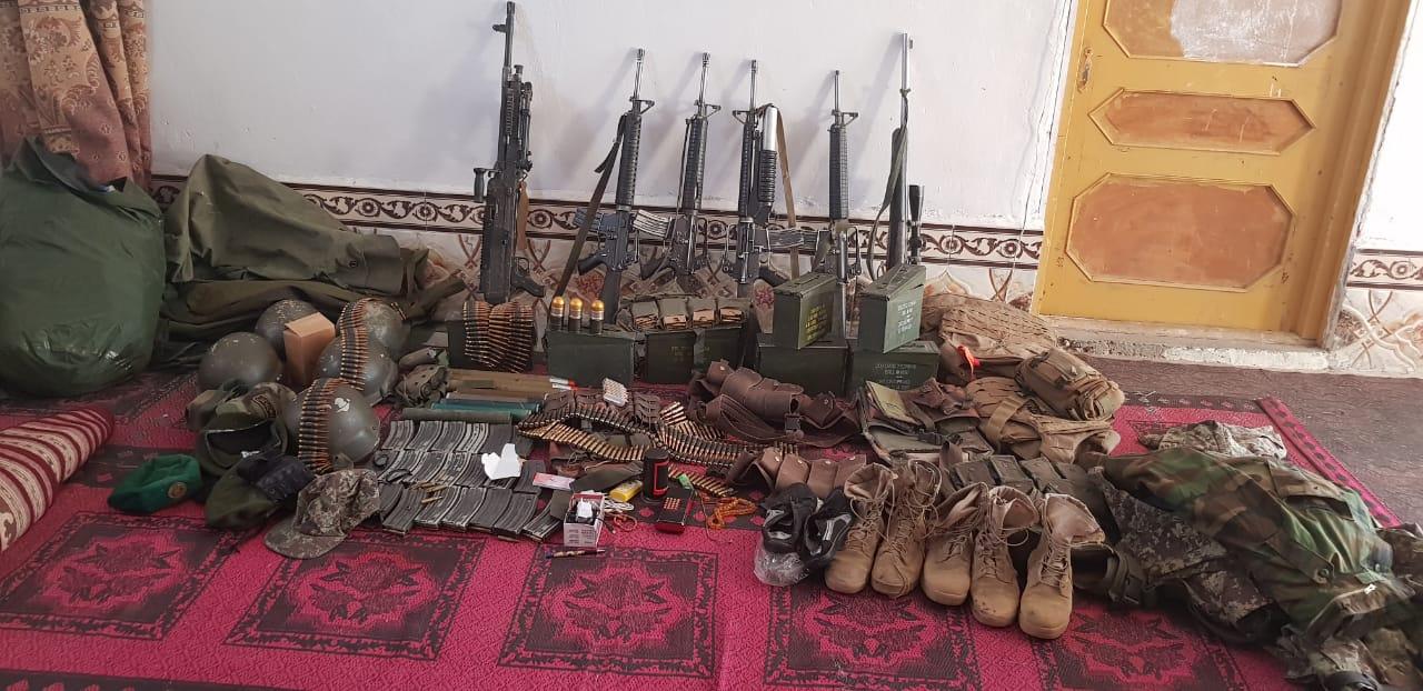 افغانستان میں طالبان کی کاروائی چوکیاں فتح، 16 ٹینک وگاڑیاں تباہ، 96 ہلاکتیں
