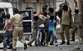 بھارت جمّوں و کشمیر کے بچوں کو غیر قانونی شکل میں گرفتار کر رہا اور تشدد کا نشانہ بنایا جا رہا ہے