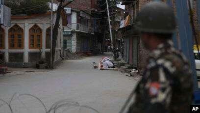 بھارتی فوج نے کینسر کے مریضو ں کو بھی نہیں بخشا
