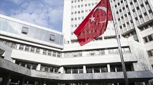 ترکی پر پابندیوں کی دھمکیاں ہمیں اپنے ارادے سے دور نہیں کر سکتیں، ترک دفترِ خارجہ