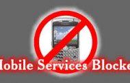 آزادی مارچ کے پیش نظر راولپنڈی واسلام آباد مختلف مقامات پر انٹرنیٹ سروس معطل