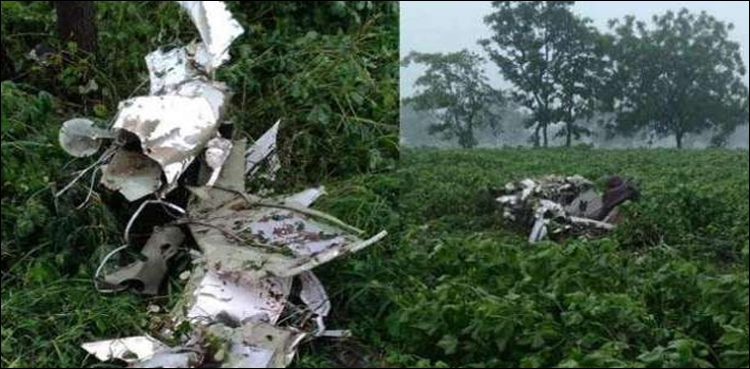 بھارت میں ایک اور تربیتی طیارہ گر کر تباہ ہوگیا جس کے نتیجے میں 2 پائلٹ ہلاک