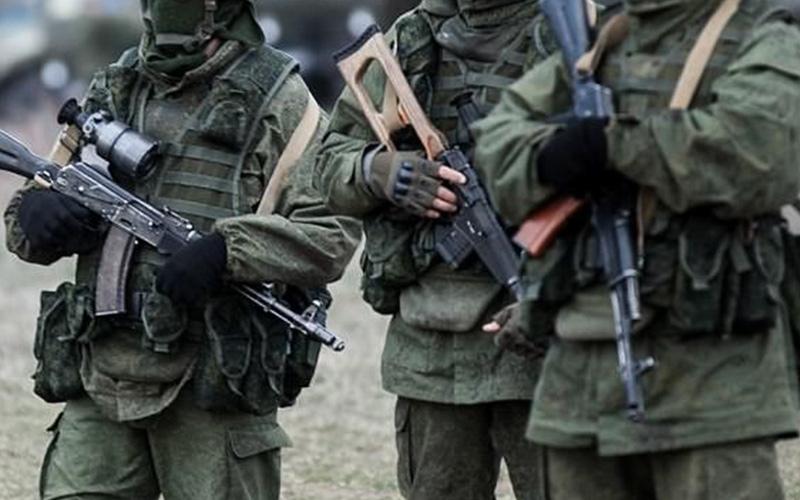 روسی فوجی کی اپنے ساتھیوں پر اندھا دھند فائرنگ