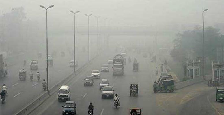 ایمنسٹی انٹرنیشنل کی لاہور کی سموگ پر ہنگامی تنبیہ جاری