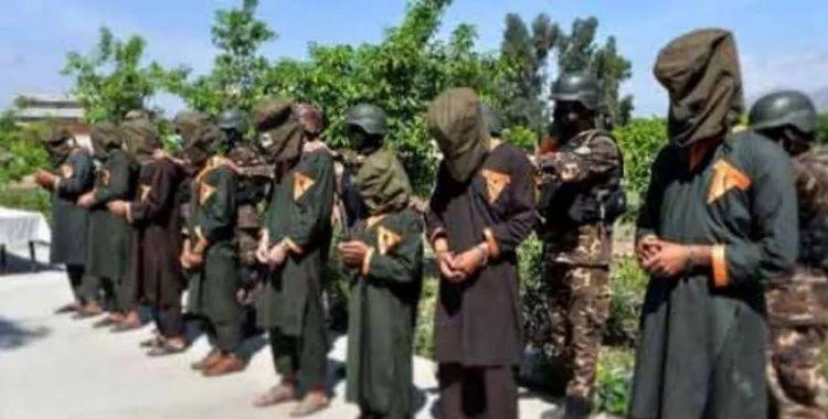داعش سے وابستہ 10 ہندوستانی افغانستان میں ہتھیار ڈال دئیے