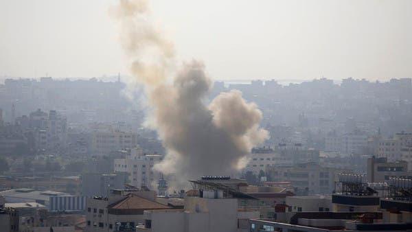 غزہ پٹی : اسرائیلی جارحیت  32 فلسطینی شہید