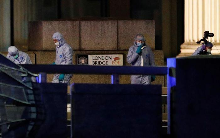 لندن برج پر حملہ کرنےو الے شخص کی شناخت ہو گئی