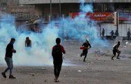 عراقی سکیورٹی فورسز کے ساتھ جھڑپوں میں چار مظاہرین ہلاک
