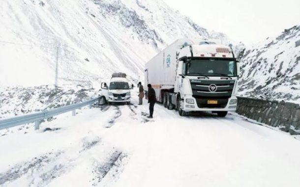 پاک چین سرحد 30 نومبر کو بند کردی جائے گی