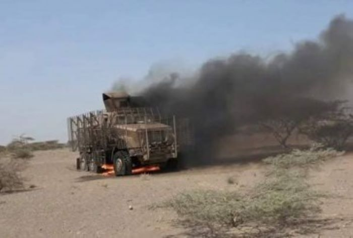 امریکی ٹینک سمیت پانچ تباہ، 64 فورسز ہلاک وزخمی