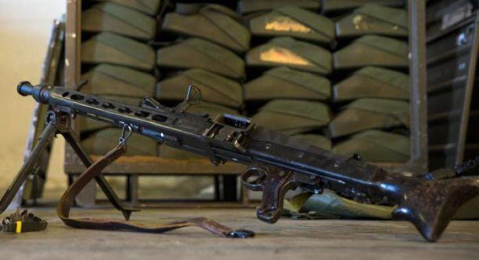 جرمن حکومت نے  اسلحے کی فروخت میں اس سال ریکارڈ سمجھوتےکئے