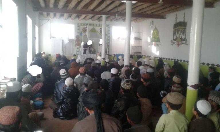 لوگر:امارت اسلامیہ افغانستان کے تعلیمی کمیشن کے زیر اہتمام مقابلہ حسن قرات