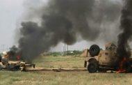 افغانستان : کاروائیاں،دو ٹینک تباہ، آفسر سمیت 16 ہلاک و زخمی