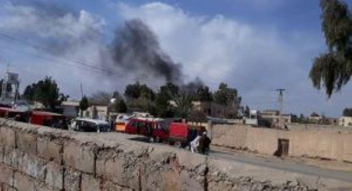 صوبہ ہلمند: کمانڈوز کے مرکز پر کار بم دھماکہ، 52 ہلاک