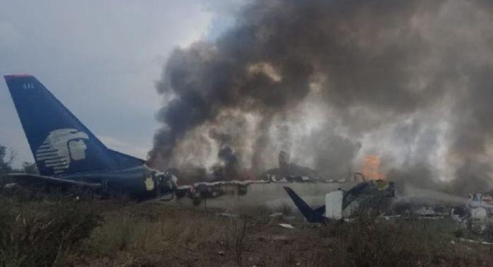 قازقاستان میں مسافر طیارہ گر کر تباہ، 14 افراد ہلاک، متعدد زخمی