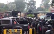 گرفتار وکلا کی عدالت پیشی، 8 کو جوڈیشل ریمانڈ پر جیل بھیج دیا گیا