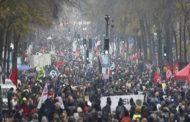 فرانس: پنشن اصلاحات پر احتجاج کا سلسلہ جاری