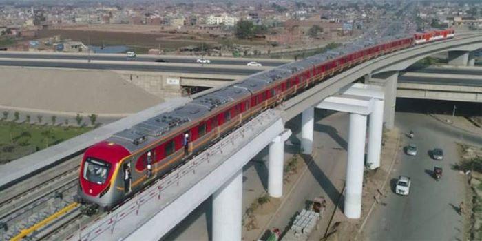 اورنج ٹرین: 10 دسمبر کو نمائشی افتتاح