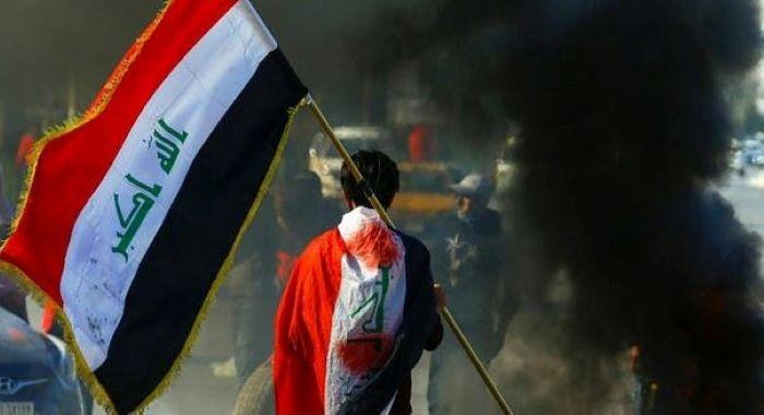 عراق : کربلا میں جھڑپوں میں 10 مظاہرین زخمی