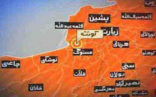 کوئٹہ کے علاقے مکانگی روڈ پر ہسپتال کے قریب دھماکا، 6 افراد زخمی