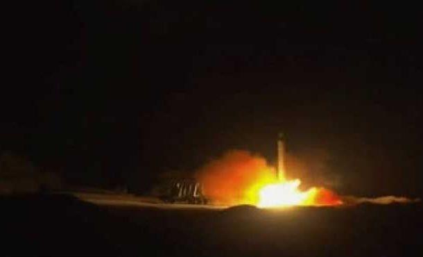 امریکی فوجی اڈے پر تازہ راکٹ حملہ