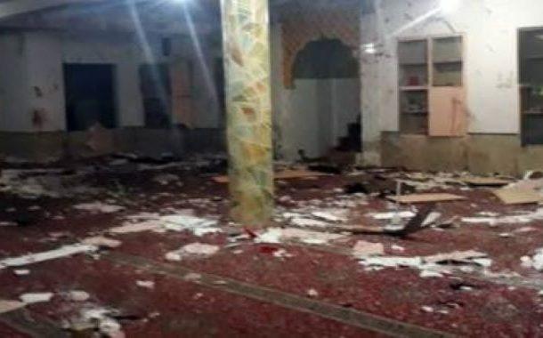 کوئٹہ : سیٹلائٹ ٹاؤن مسجد میں دھماکا، ڈی ایس پی اور امام سمیت 15 افراد شہید