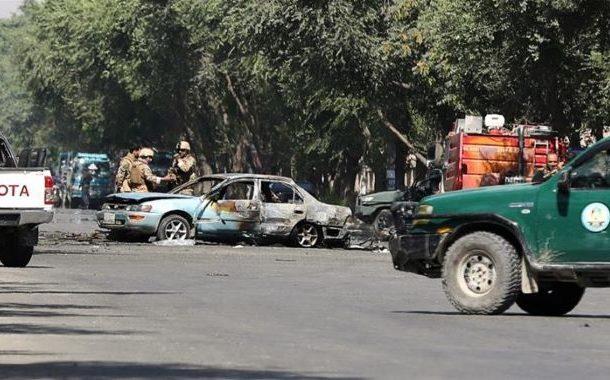 کابل میں یونیورسٹی کے قریب دھماکا، 5 افراد ہلاک، 15 زخمی