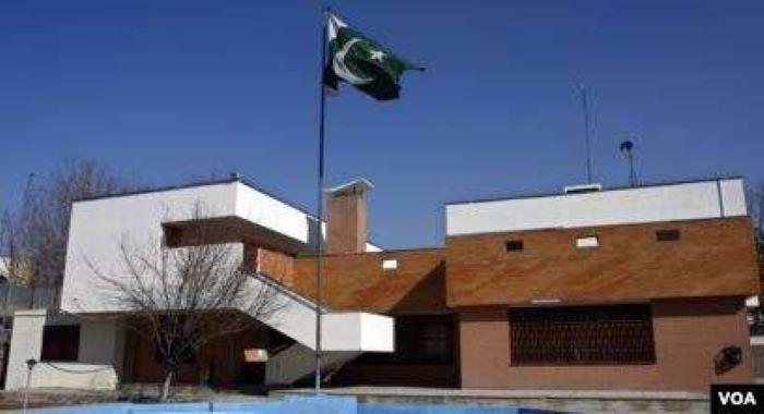 کابل حکومت نے کشمیریوں کے حق میں پروگرام رکوانے کے لئے مقامی ہوٹل پر دباؤ ڈالنا شروع  کر دیا
