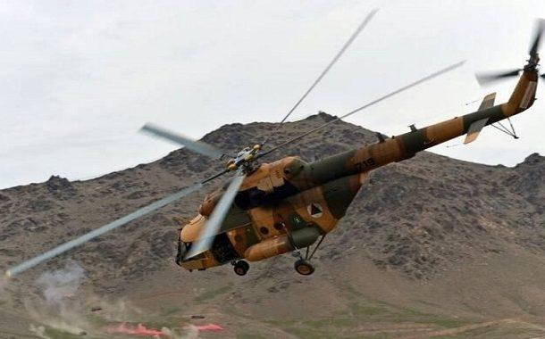 فوجی ہیلی کاپٹر تباہ، 30 فورسز ہلاک وزخمی