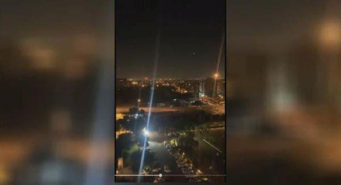 بغداد : امریکی سفارت خانے کے نزدیک نیا راکٹ حملہ